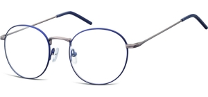 938E;;Blue + gunmetal<br><br>Stainless Steel / Matt finishing;51;20;145