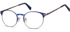 970B;;Blue  + gunmetal <br><br>Stainless Steel / Matt finishing;50;19;140