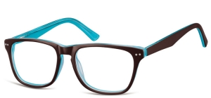A68H;;Brown + turquoise<br>Flex<br>Matt finishing;54;18;145