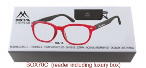 BOX70C;;Matt finishing - Flex - Aspheric Lenses - including soft pouch and luxury box<br>Flex<br>Power: +1.00, +1.50, +2.00, +2.50, +3.00, +3.50;51;18;135
