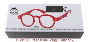 BOX92D;;<p> Matt finishing - Aspheric Lenses - including soft pouch and luxury box<br /> <br /> Power: +1.00, +1.50, +2.00, +2.50, +3.00, +3.50</p> ;44;21;150
