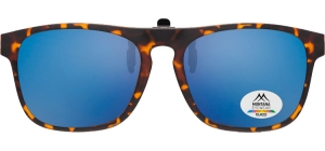 C55B;;<p> Turtle + Revo brown<br /> <br /> Clip ons - Polarized - Case included</p> ;55;19;0
