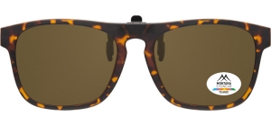 C5B;;<p> Turtle + brown lenses<br /> <br /> Clip ons - Polarized - Case included</p> ;55;19;0