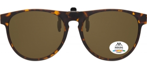 C6B;;<p> Turtle + brown lenses<br /> <br /> Clip ons - Polarized - Case included</p> ;55;17;0