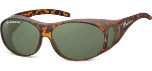 FO1B;;Matt turtle + G15 lenses<br><br>Fit overs - Flex - Polarized;62;15;135