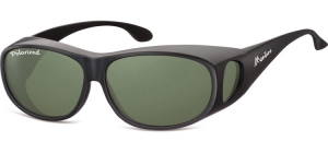 FO3D;;Shiny black + G15 lenses<br><br>Fit overs - Polarized;63;14;140