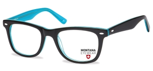 MA792G;; Black + clear turquoise  ;50;21;145