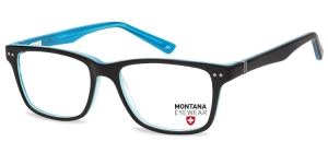 MA795C;;Black + clear turquoise<br>Flex<br>;52;16;135