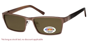 MP221B;;Polarized Sunglasses<br>Flex<br>;54;17;140