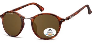 MP22C;;Turtle + brown lenses<br><br>Polarized - Matt finishing - Soft Pouch Included;48;17;140