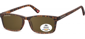 MP25B;;Turtle + brown lenses<br><br>Polarized - Flex - Matt finishing  - Soft Pouch Included;54;17;140