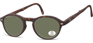 MP66C ;;Turtle + G15 lenses. Folding sunglasses, including soft pouch and luxury boxFlexFolding sunglasses - Polarized - Matt finishing - Soft Pouch Included;49;23;140