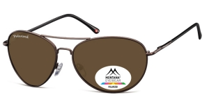 MP695B;;Polarized Sunglasses<br>Flex<br>;56;15;140