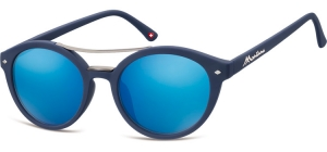 MS21D;;Blue + Revo blue Revo Lenses - Rubbertouch - Soft Pouch Included;50;22;140