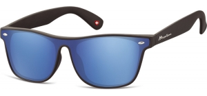 MS47;;Black + Revo blue <br><br>Revo Lenses - Matt finishing - Soft Pouch Included;58;13;150