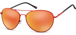 MS95;; Red + Revo red lenses Flex Case included ;59;14;132