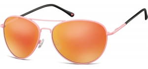 MS95F;; pink + Revo red lenses Flex Case included ;59;14;132
