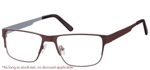 626A;;Brown + greyStainless Steel / Matt finishing / As long as stock lasts, no discounts applicable.;55;17;140