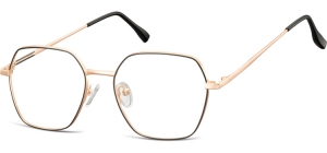 911B;;Pink gold + black<br><br>Stainless Steel;53;17;148