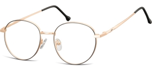 912B;;Pink gold + black<br><br>Stainless Steel;51;18;144