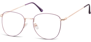 924A;;Pink gold + purpleStainless Steel;55;19;145