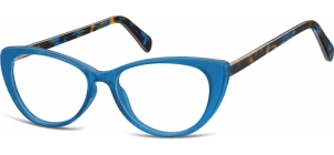 AC19C;;Transparent blue + blue turtleFlex;52;16;142