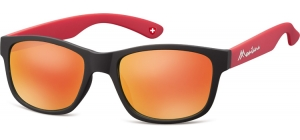 M43A;; Black + red + Revo red lenses  Revo Lenses - Rubbertouch - Soft Pouch Included ;56;20;147