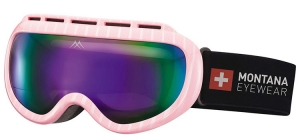 MG14A;; Colour: Shiny pink - Lens: Blue / pink revo  Boys / Girls Collection Collection ;150;85;0