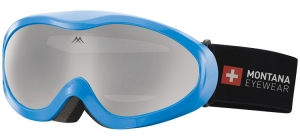 MG15;; Colour: Shiny blue Lens: Smoke /silver mirror  Teenagers/Kids Collection Collection ;150;55;0