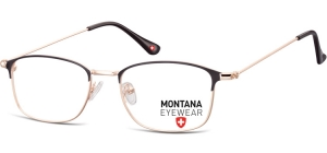 MM595B;;Pink gold + black<br><br>Stainless Steel;52;18;142