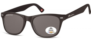 MP10;;Black + smoke lenses<br><br>Polarized - Matt finishing - Soft Pouch Included;53;19;147