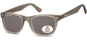 MP10B;;Grey + smoke lenses <br><br>Polarized - Matt finishing - Soft Pouch Included;53;19;147