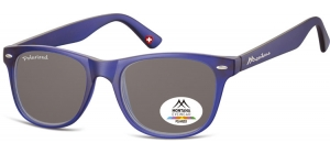 MP10D;;Blue + smoke lenses<br><br>Polarized - Matt finishing - Soft Pouch Included;53;19;147