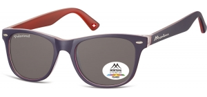 MP10J;;Blue + red + smoke lenses<br><br>Polarized - Matt finishing - Soft Pouch Included;53;19;147