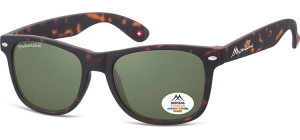 MP1C-XL;; Turtle + G15 lenses  Polarized - Rubbertouch - Soft Pouch Included ;54;19;150