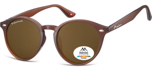 MP20E;; Brown + brown lenses  Polarized - Soft Pouch Included ;51;20;150
