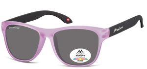 MP38C;; Pink + black  Polarized - Rubbertouch - Soft Pouch Included ;54;17;140