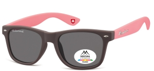 MP40B;; Brown + pink  Polarized - Rubbertouch - Soft Pouch Included ;54;20;142