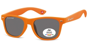MP40I;; Orange  Polarized - Rubbertouch - Soft Pouch Included ;54;20;142