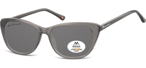 MP42D;;<p> Grey + smoke lenses <br /> <br /> Polarized - Cat. 3 - Soft Pouch Included</p> ;54;15;141