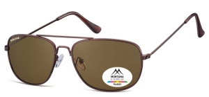 MP93D;;<p> Coffee + brown lens<br /> <br /> Polarized - Soft Pouch Included</p> ;57;16;140