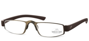 MR99A;; Stainless steel - Rubber touch - Aspheric lenses - including magnetic hard case  Power: +1.00, +1.50, +2.00, +2.50, +3.00, +3.50 ;47;21;140
