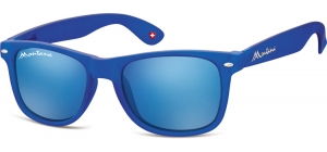 MS1D-XL;; Blue + Revo blue   Revo Lenses - Rubbertouch - Soft Pouch Included ;54;19;150