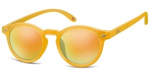 MS28D;; Yellow + Revo yellow   Revo Lenses -Rubbertouch- Soft Pouch Included ;48;21;140