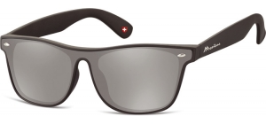 MS47A;;Black + Revo silver mirrorRevo Lenses - Matt finishing - Soft Pouch Included;58;13;150