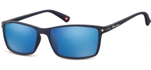 MS51G;; Blue + Revo blue   Revo Lenses - Rubbertouch - Soft Pouch Included ;57;17;140