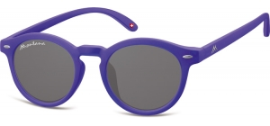 S28C;; Purple + smoke lenses Rubbertouch- Soft Pouch Included ;48;21;140
