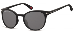 S50;; Black + smoke lenses  Rubbertouch - Soft Pouch Included ;50;22;140