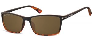 S51B;; Black + Turtle + brown lenses  Rubbertouch - Soft Pouch Included ;57;17;140