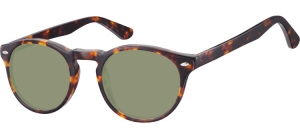 SG-CP148;; Demi + G15 lenses  Injected CP Sunglasses - Optical Quality - UV400 - CAT 3. - Soft Pouch Included ;49;21;145